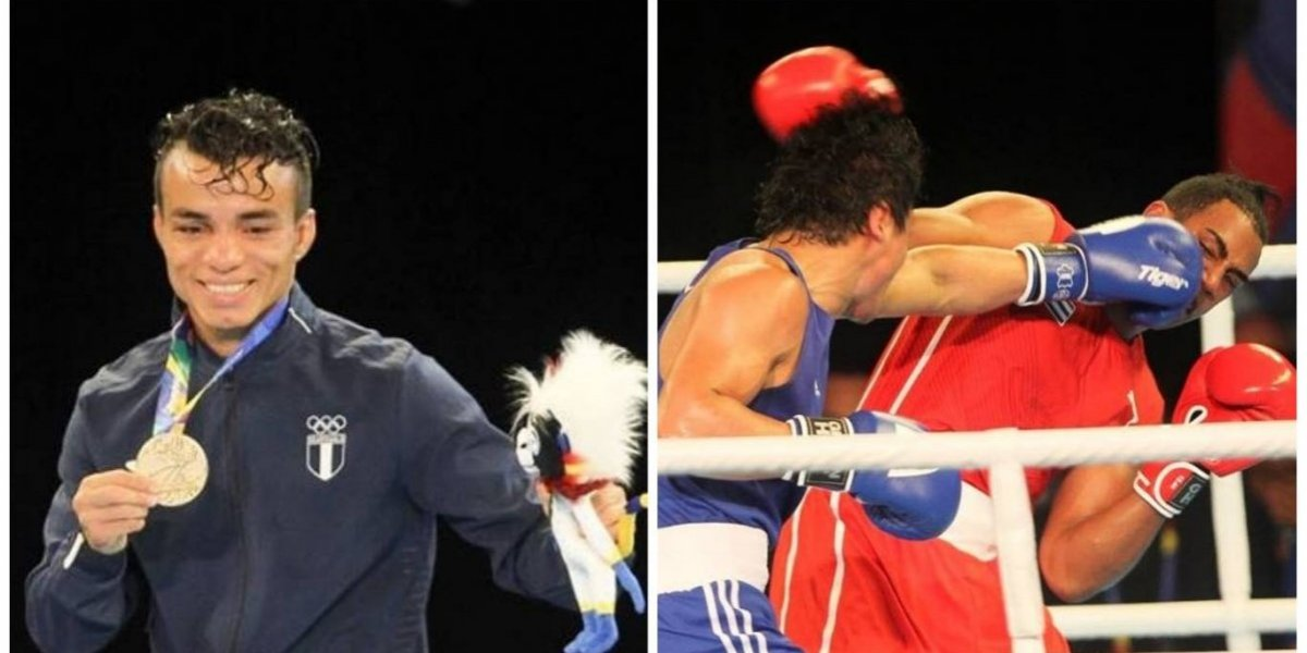 VIDEO. Se eriza la piel al ver cómo dos boxeadores guatemaltecos ganaron el oro