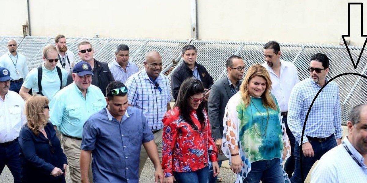 Secretaria del DRNA usa escolta policial para ir a Peñuelas, denuncia senador