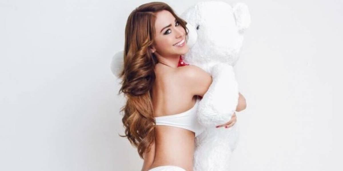 Yanet García, conocida como 'la chica del clima más bonita del mundo', le dijo no a Luis Miguel