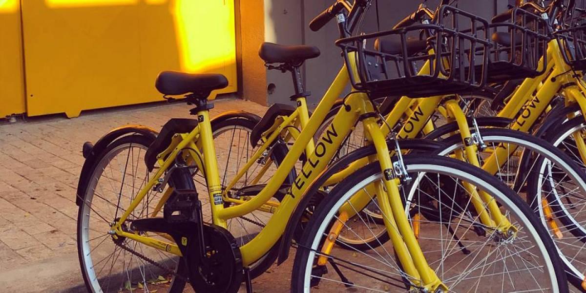 São Paulo ganha nova opção de aluguel de bikes por aplicativo