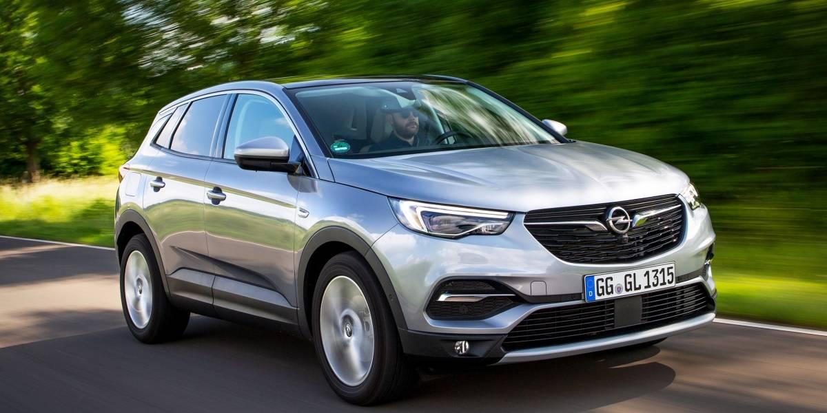 Opel se mete de lleno en la pelea del segmento de los SUV con el Grandland X