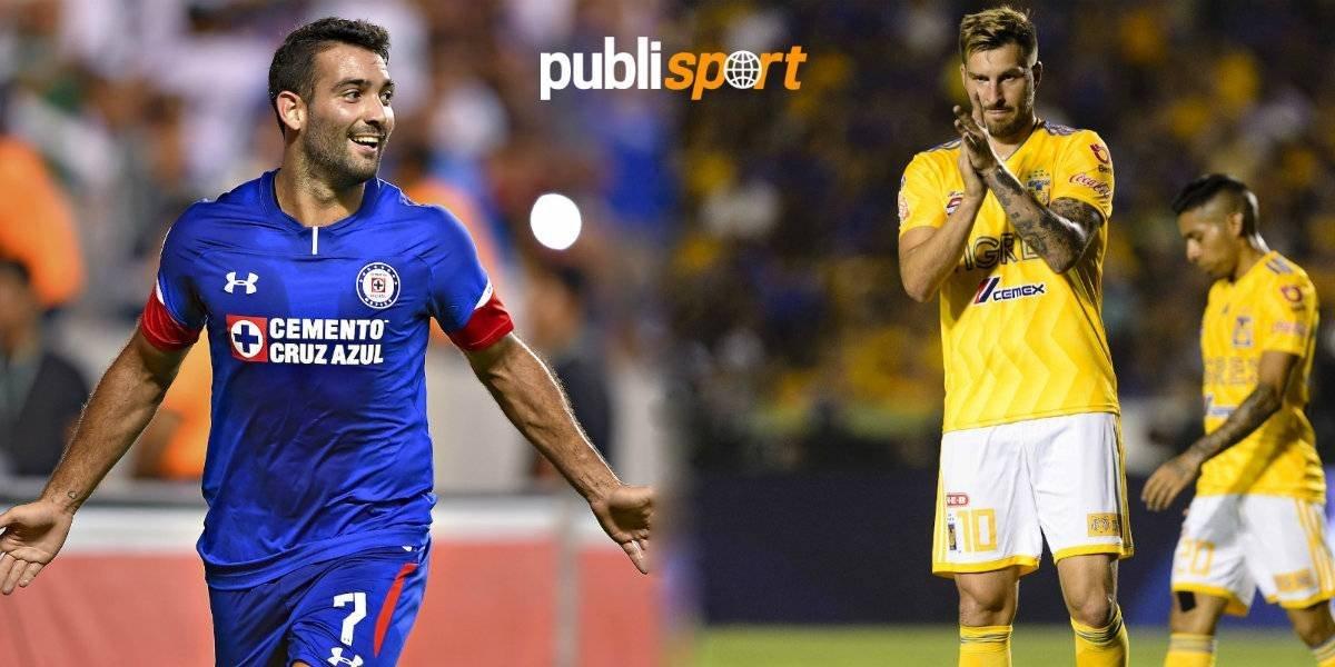 EN VIVO: Cruz Azul vs Tigres, ¿dónde y a qué hora ver el partido?