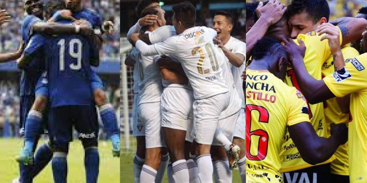 El efecto 'Titanic' en los equipos ecuatorianos