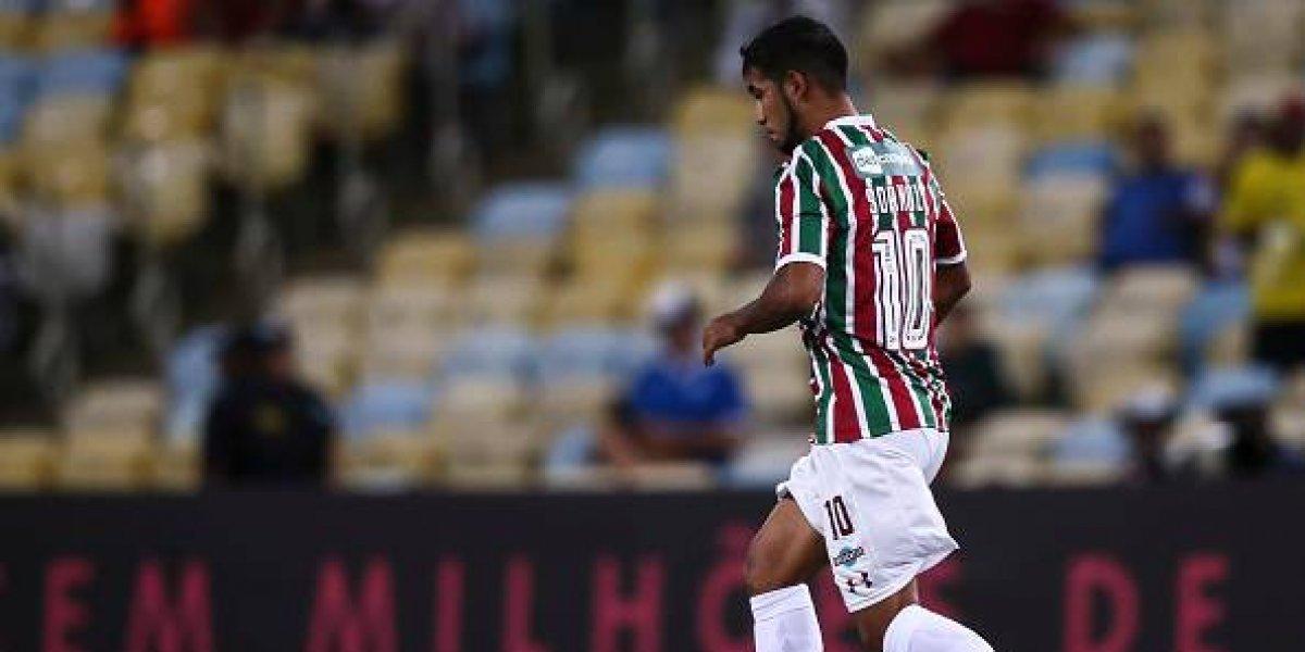 Junior Sornoza anotó gol olímpico en la Sudamericana