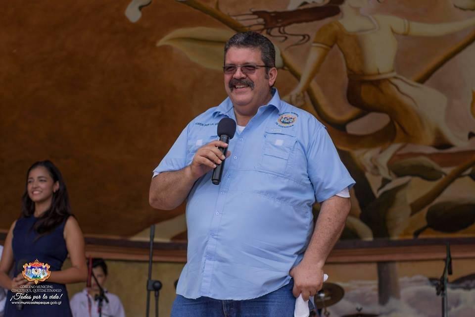 alcalde de Coatepeque, Alfonso García