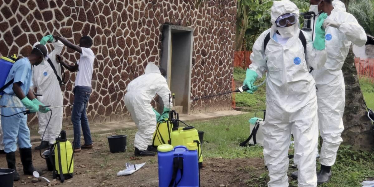 Preparan vacuna ante posible regreso del Ébola