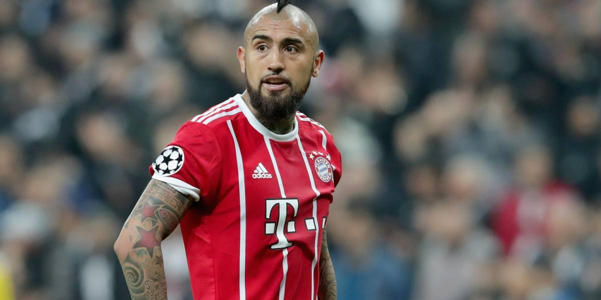 VIDEO: Arturo Vidal deja Bayern Munich para irse a Barcelona