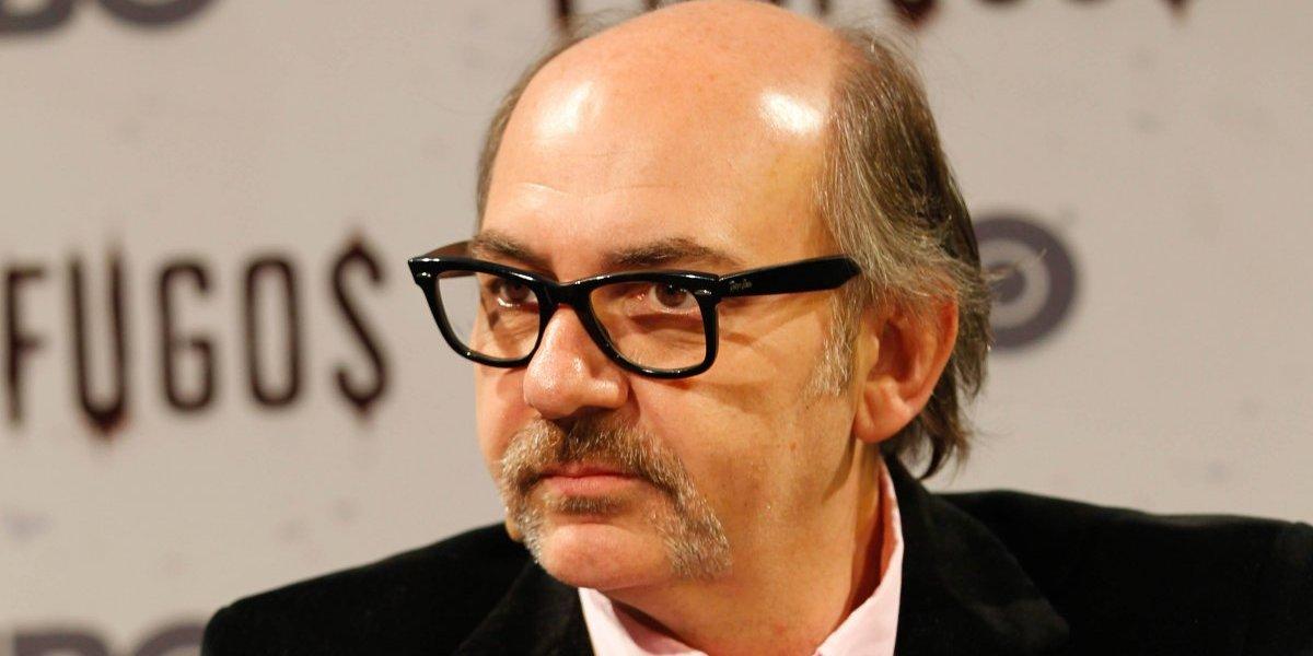 """Luis Gnecco arrepentido de apoyar a Piñera: """"Me equivoqué y voté por estos sacos de..."""""""