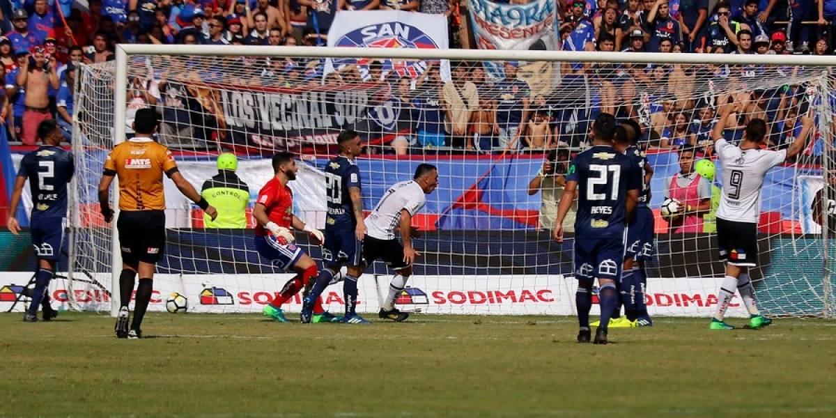 """La U le gana a Colo Colo en el """"Superclásico"""" de convocatoria de público a los estadios"""