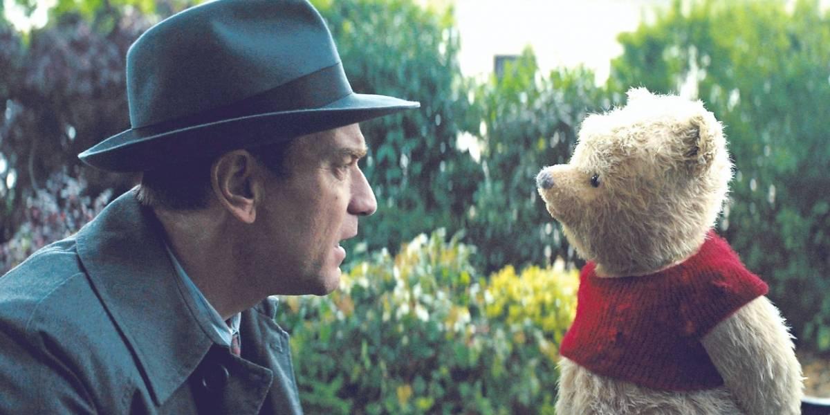 """Ewan McGregor sobre la cinta """"Christopher Robin"""": """"Esta película me atrajo mucho como padre"""""""