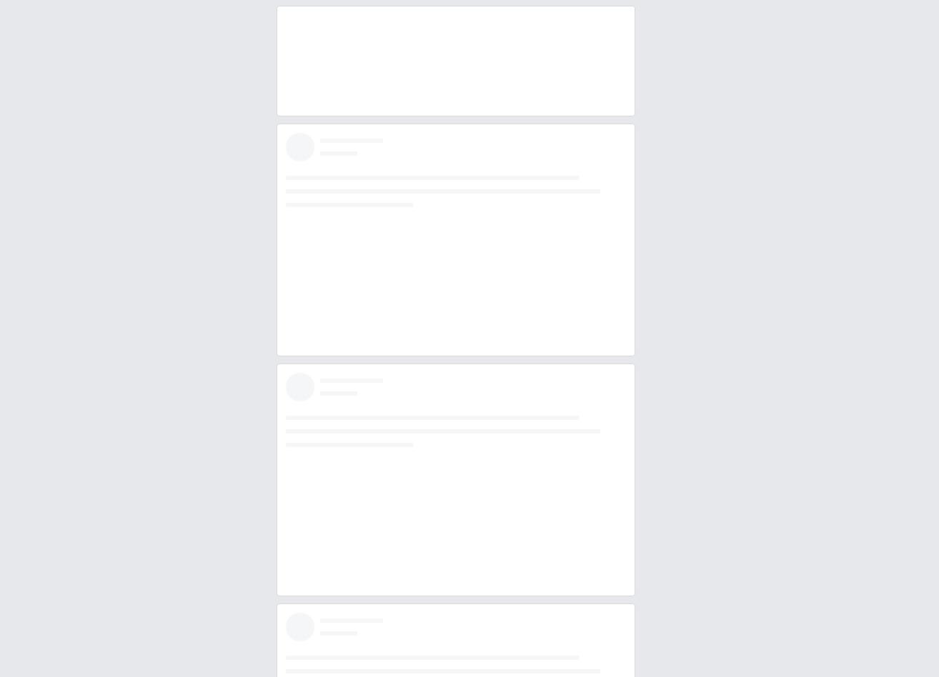 Se cayó Facebook: Miles de usuarios reportaron fallas a nivel mundial