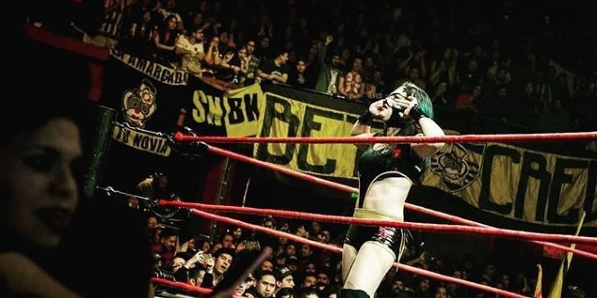 Tremenda noticia: campeona chilena de lucha libre da el gran salto y llega a la WWE