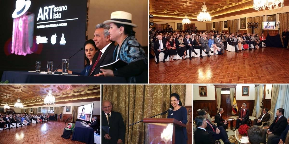 Secom ocultó fotografías de Rafael Correa en Flickr para optimizar espacio