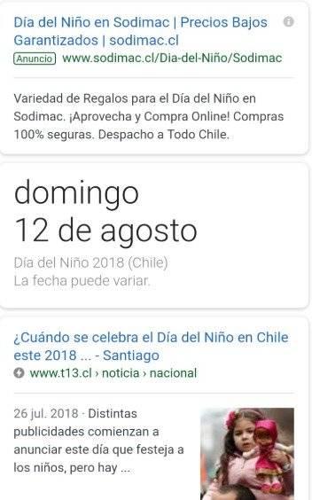 """Pelea por la celebración del """"Día del Niño"""""""