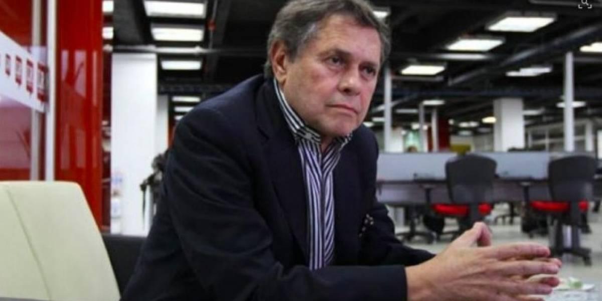 Empresario Carlos Mattos ya se presentó a la Interpol en España