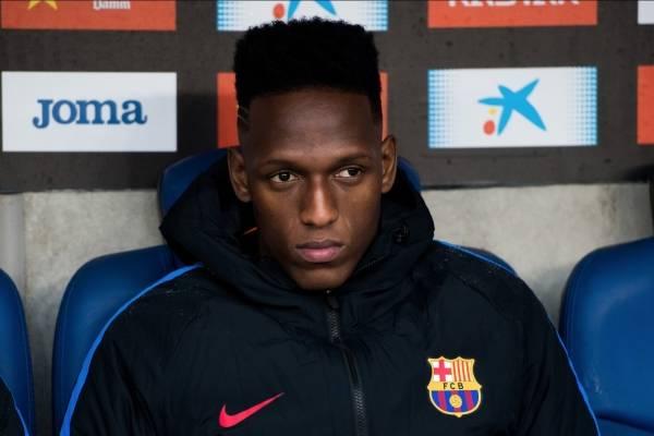 Yerry Mina no llegaría al Manchester United