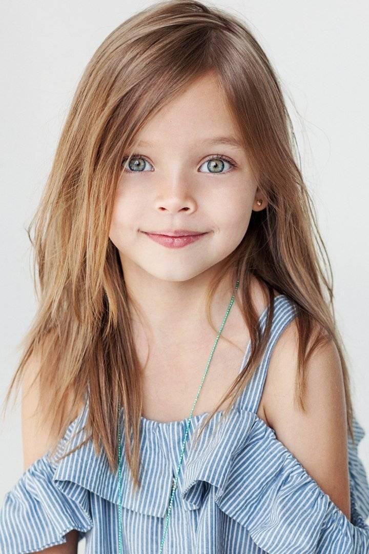 niña más linda