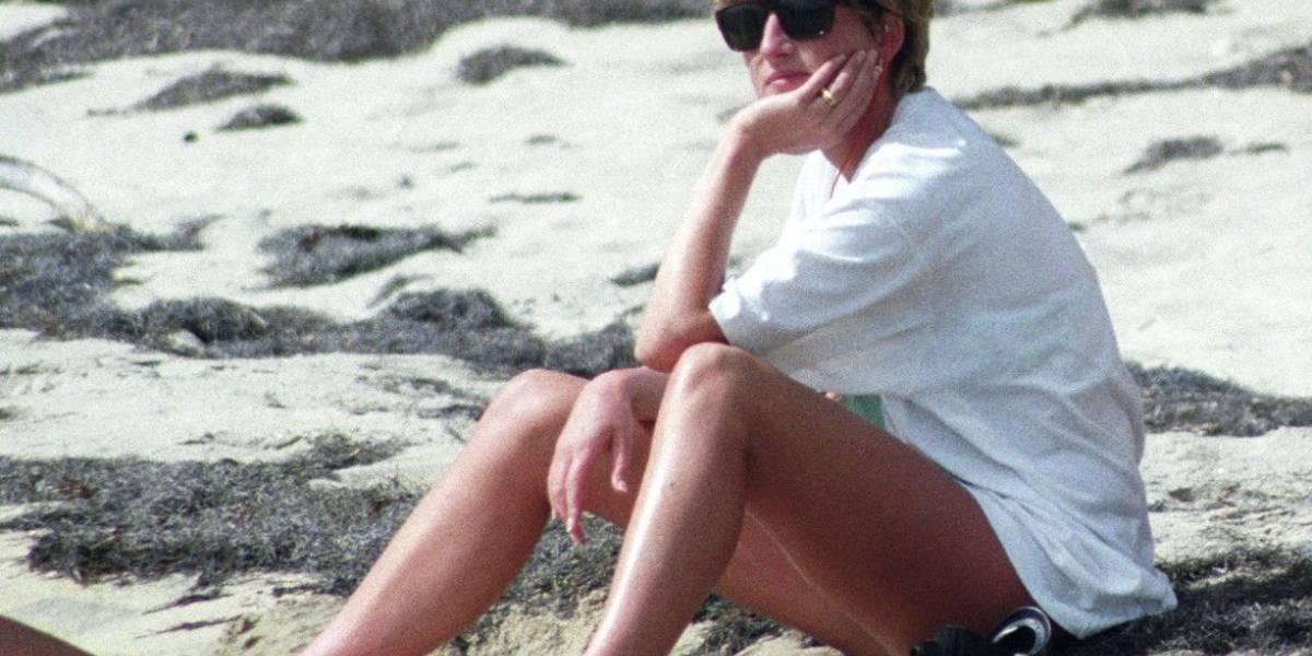 Salen a la luz videos inéditos de Diana y sus hijos siendo acosados por paparazzi en una playa