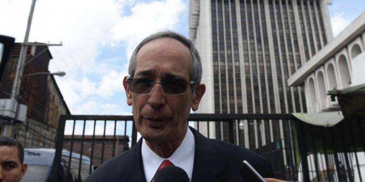 Caso Transurbano: Sala niega amparo al expresidente Álvaro Colom