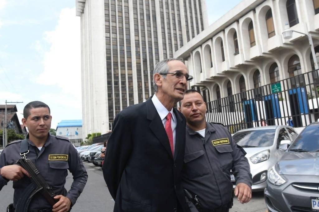 """Expresidente Álvaro Colom señalado en caso """"Transurbano"""". Foto: Omar Solís"""
