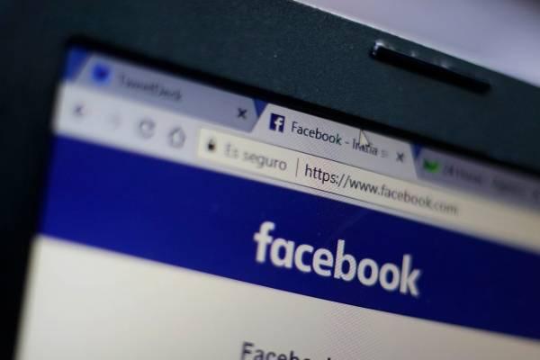 Reportan caída de Facebook