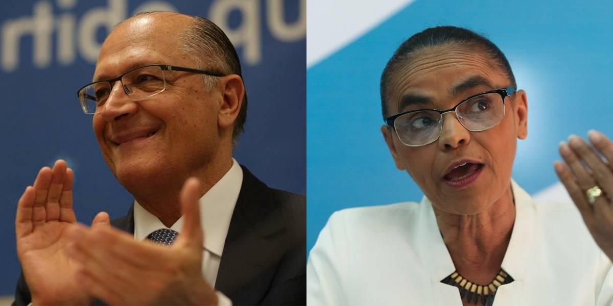 Alckmin define senadora na vice; Marina fecha com o PV