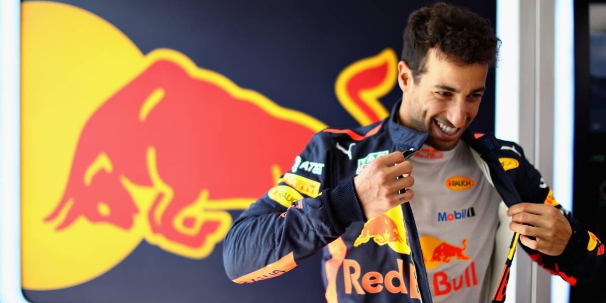 Bomba en la Fórmula Uno: Daniel Ricciardo deja Red Bull y pasa a Renault