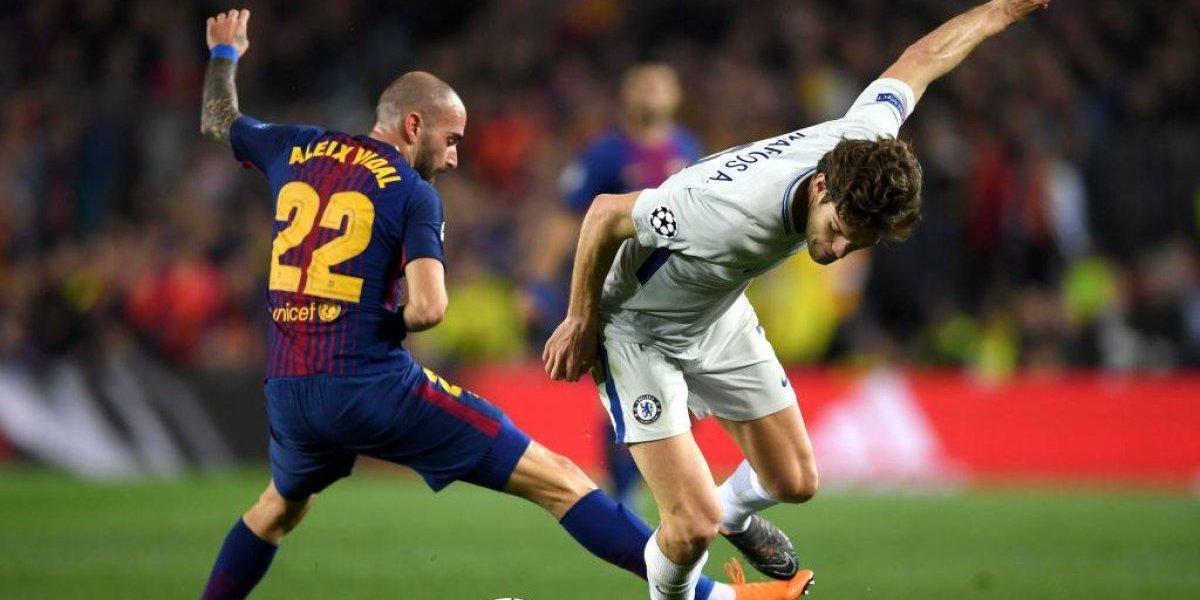 Aleix Vidal se va de FC Barcelona y vuelve a su casa