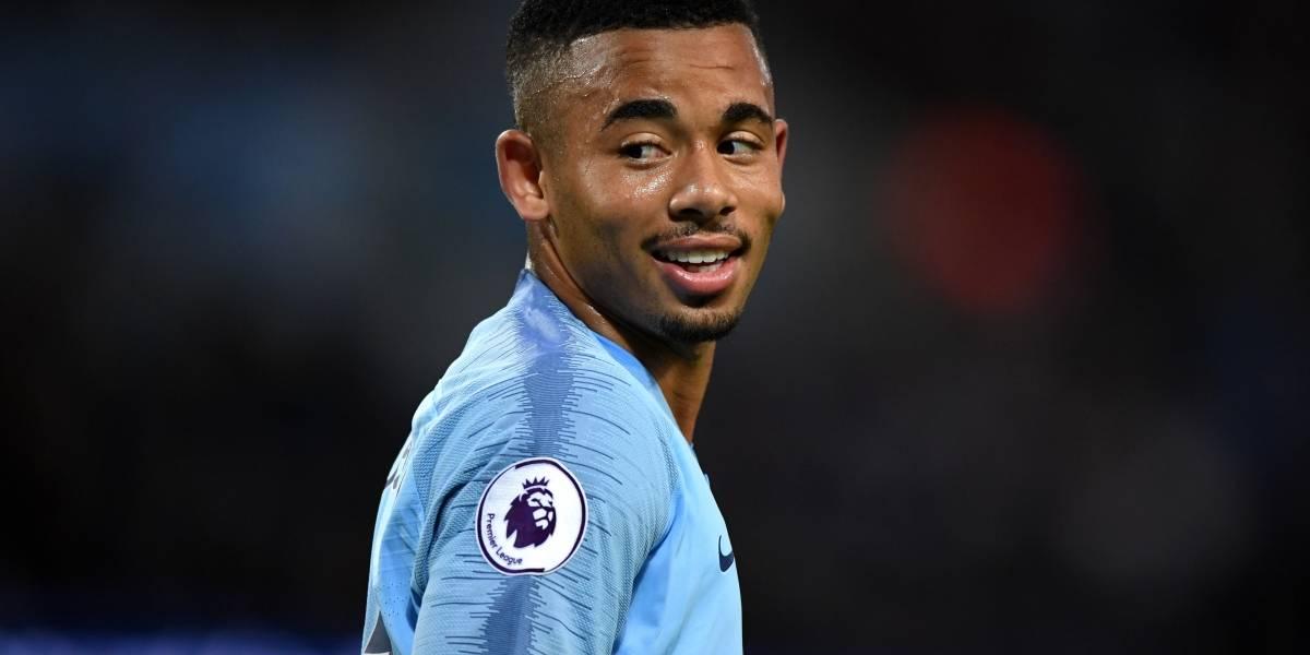 Manchester City renova contrato com Gabriel Jesus
