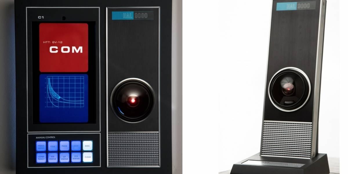 A 50 años: La supercomputadora HAL-9000 de '2001: Odisea del espacio' ha sido creada como un asistente