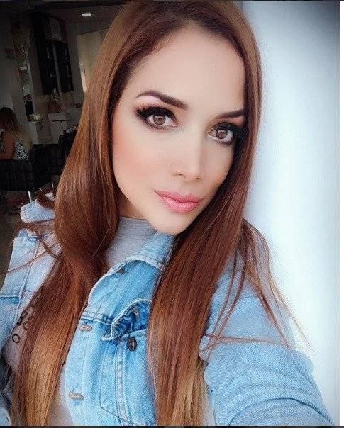 Nelly Pazmiño tiene 34 años y nació en Galápagos. Instagram