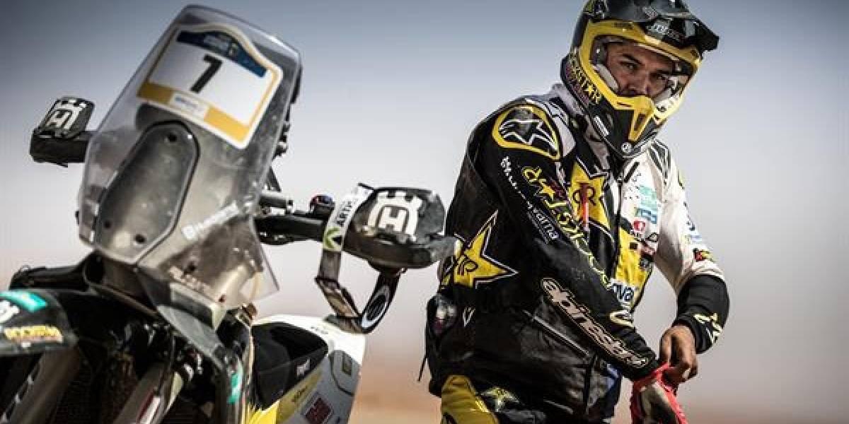 Se viene el Atacama Rally, con los últimos tres ganadores del Dakar y Quintanilla favorito