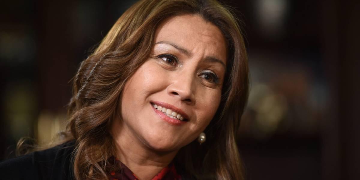 Fiscalía contra la Corrupción cita a exprimera dama Patricia Marroquín de Morales
