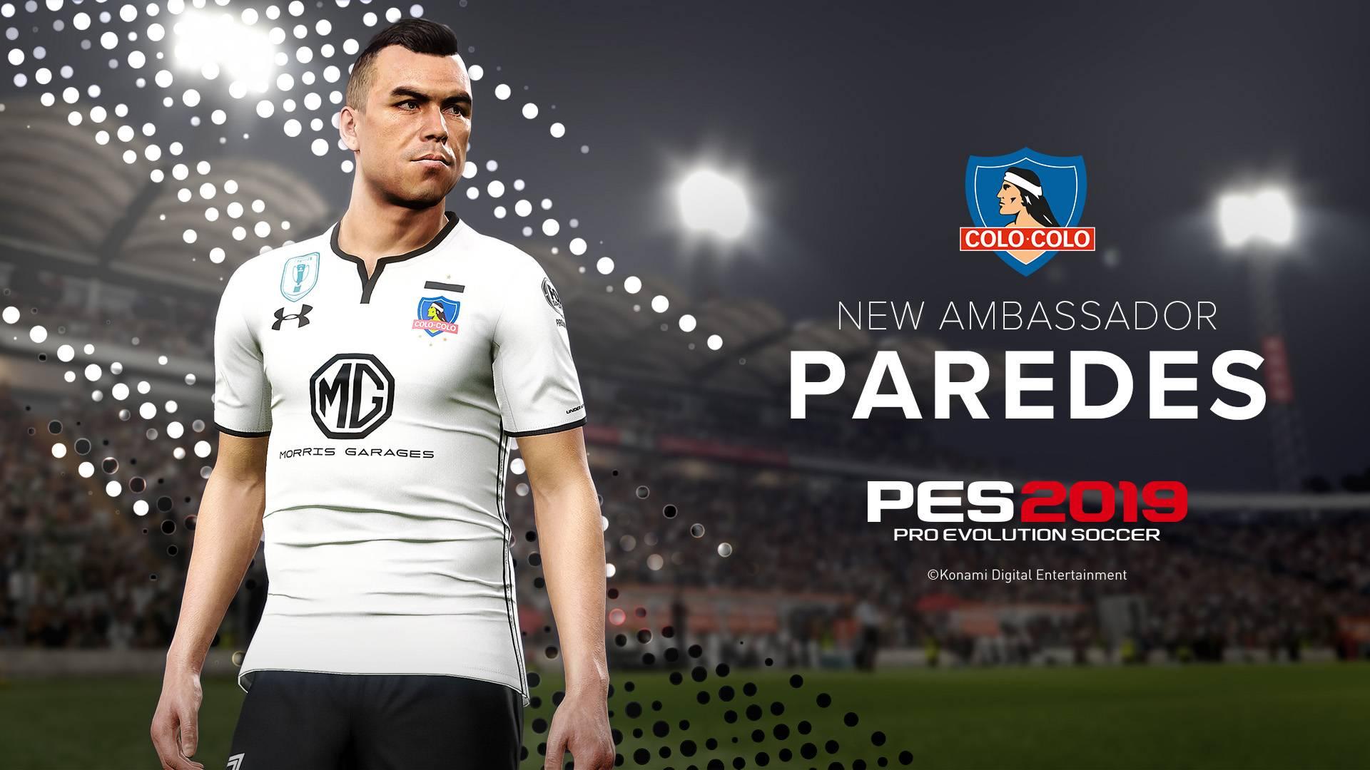 Esteban Paredes PES