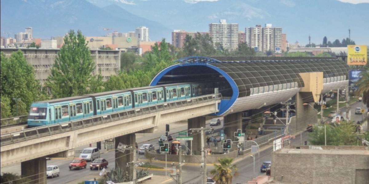Universidad de Chile desarrolla software para ahorrar energía en el metro
