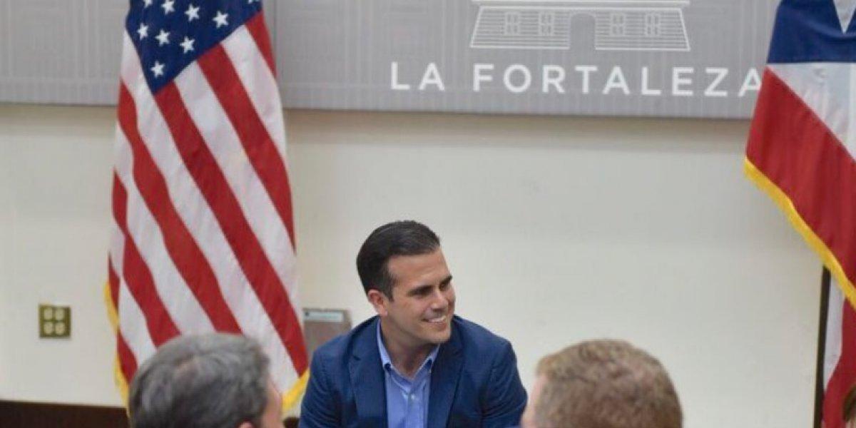 Rosselló apoya rechazo de Justicia a investigar vagones con suministros expirados