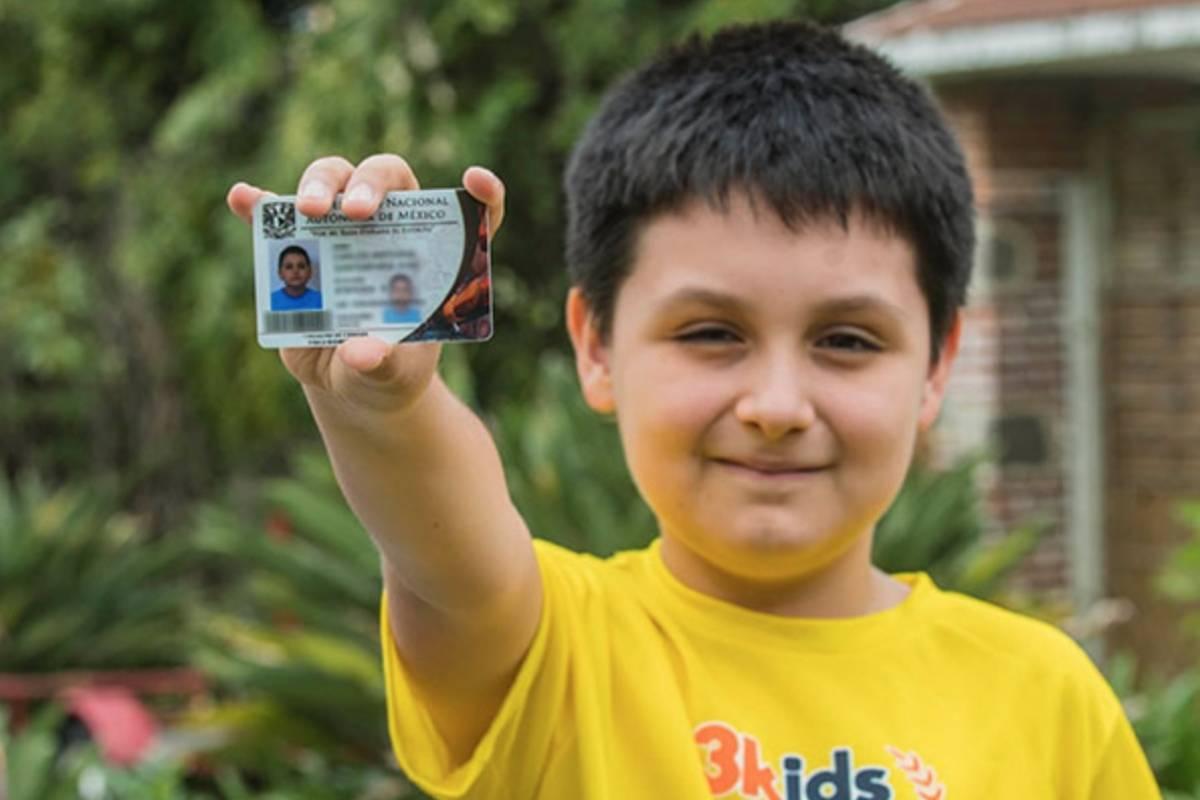 En México, un niño prodigio de 12 años estudiará Física Biomédica en la UNAM