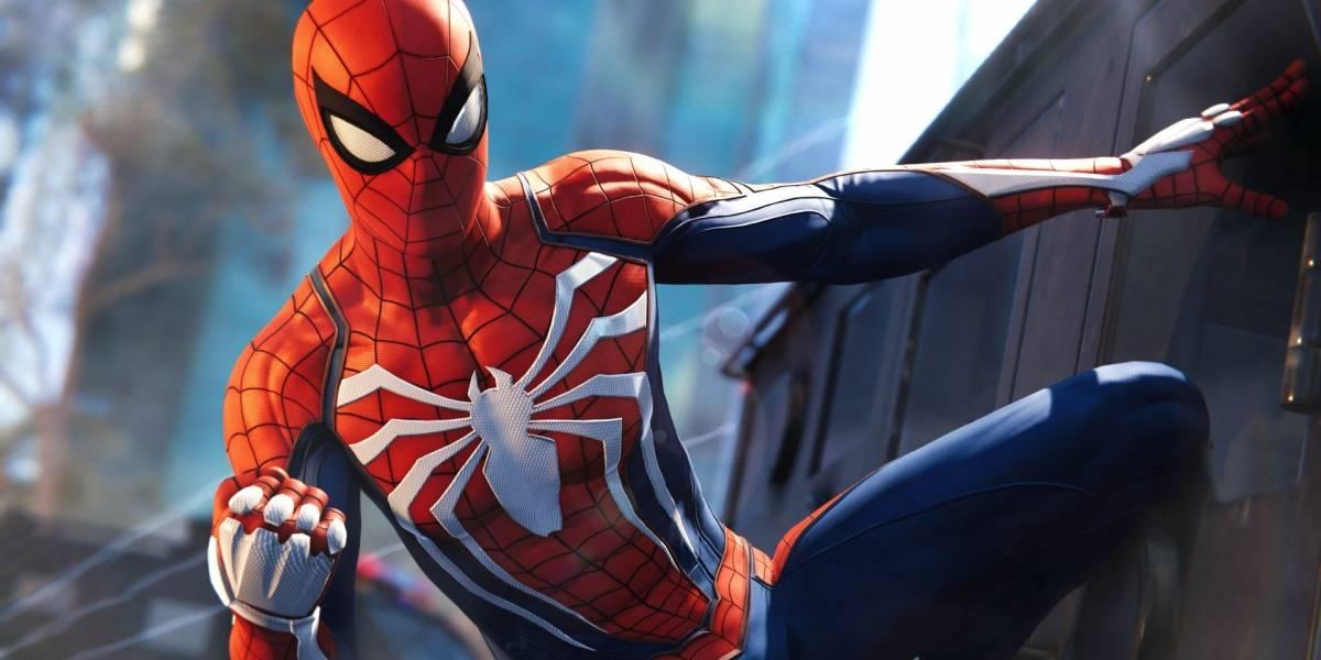 Liberan nuevas imágenes de Spider-Man para PlayStation 4
