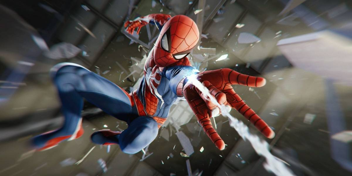 ¡Marvel's Spider-Man ya está disponible para PS4!