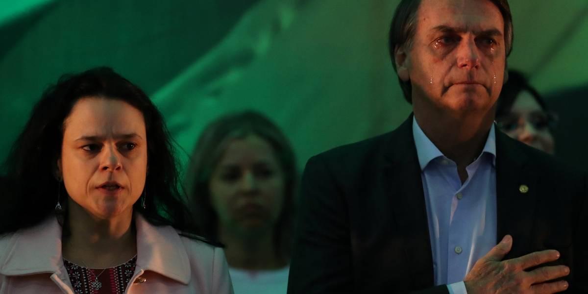 Janaina Paschoal recusa convite para ser vice na chapa de Bolsonaro