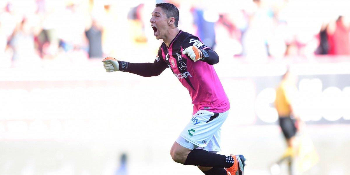 Con gol de último minuto, Necaxa derrota a Lobos BUAP