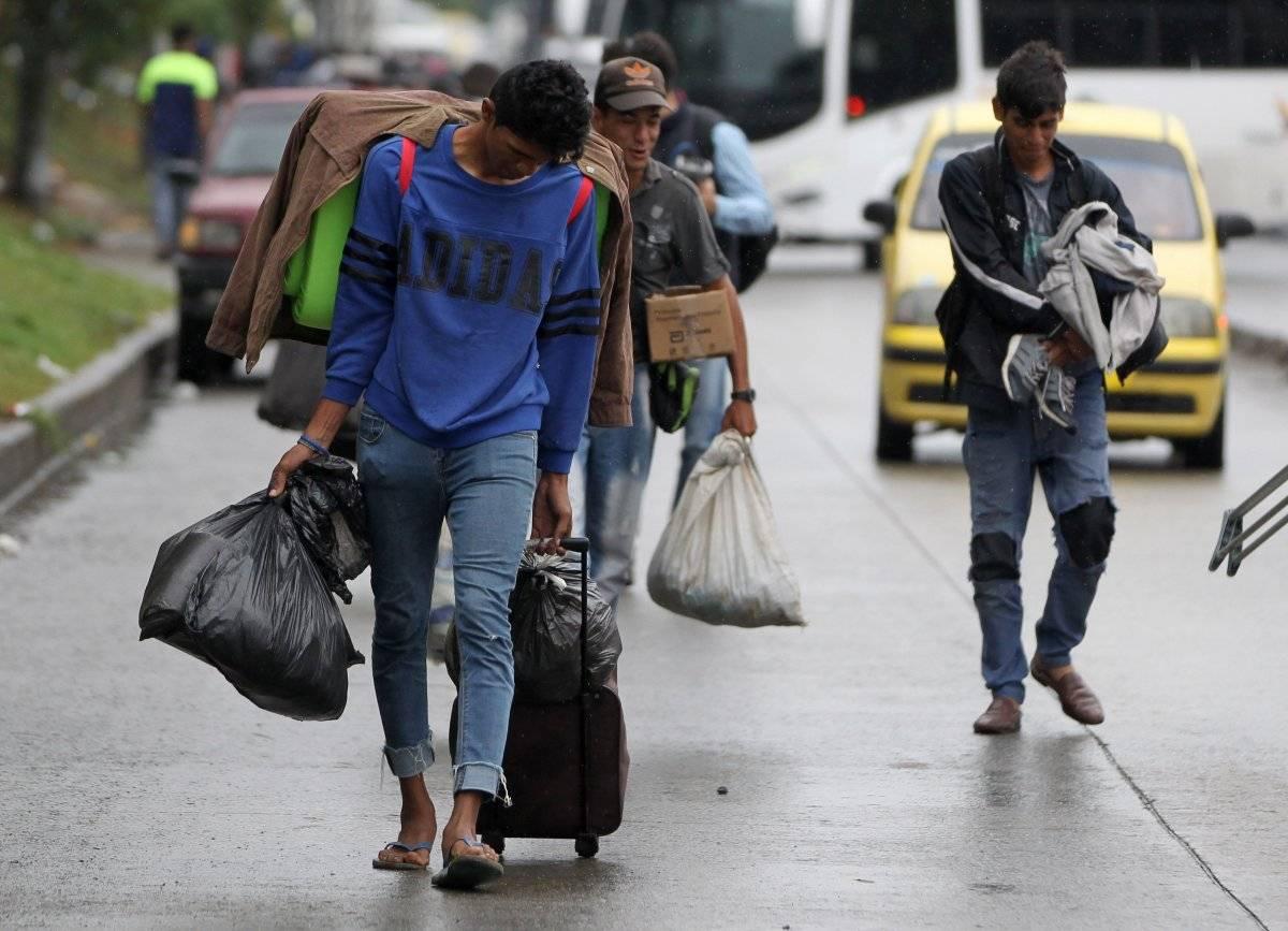 Cancillería de Ecuador facilitará ingreso de menores extranjeros por flujo de venezolanos EFE