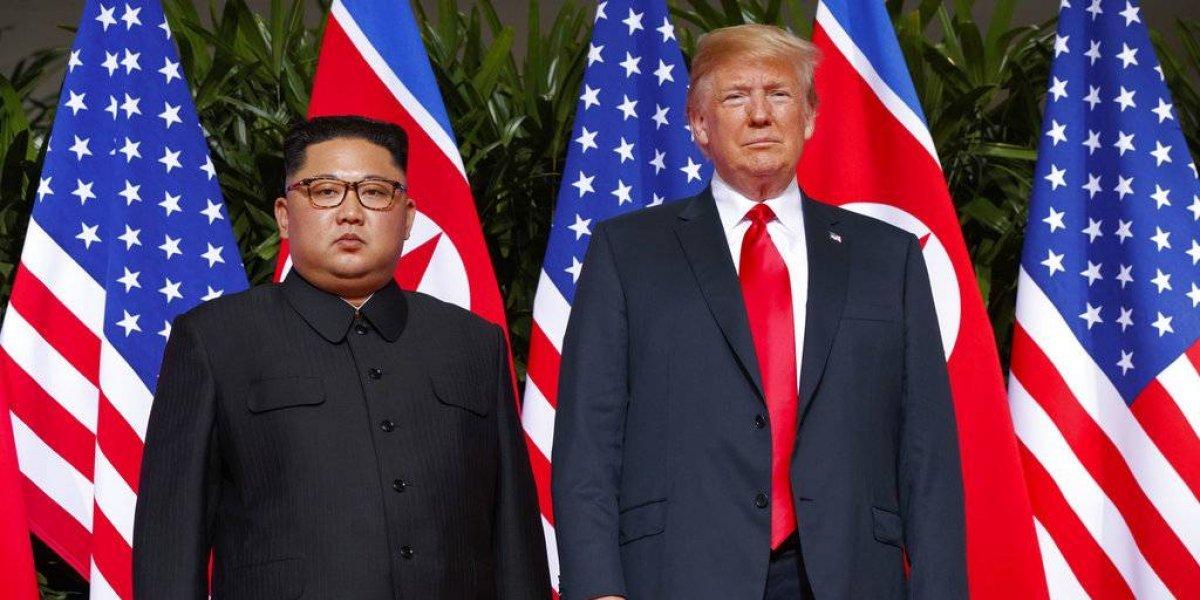 Tambalea el pacto Trump-Kim: informe de la ONU acusa que Corea del Norte sigue adelante con el programa nuclear
