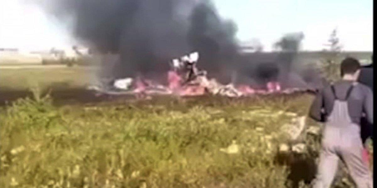 Helicóptero ruso se estrelló en Siberia y murieron sus 18 pasajeros