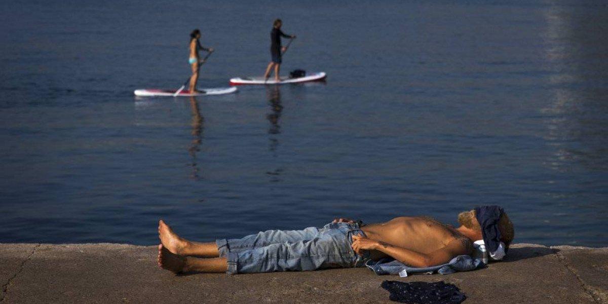 Emiten alerta por calor extremo en España y Portugal