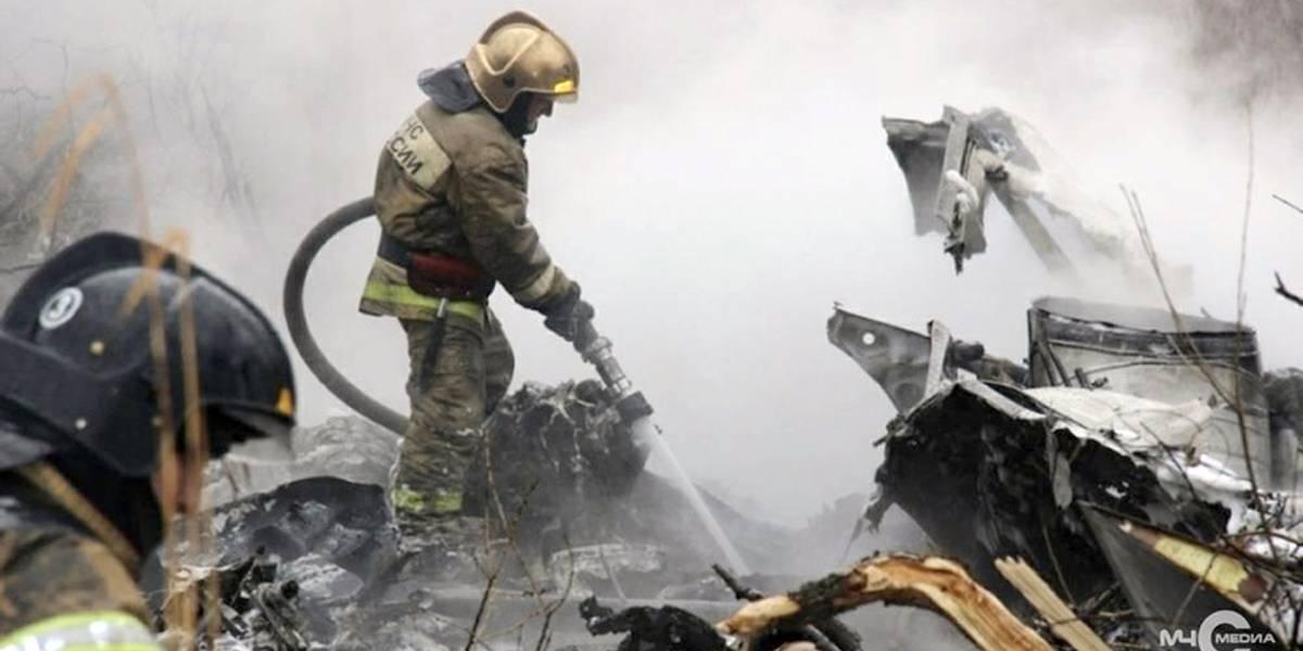 Accidente de helicóptero en Siberia deja al menos 18 pasajeros muertos
