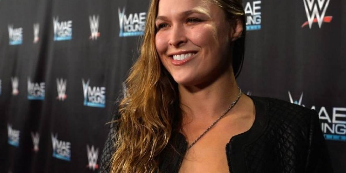 Ronda Rousey, peleadora de la UFC fue víctima de 'hackers'