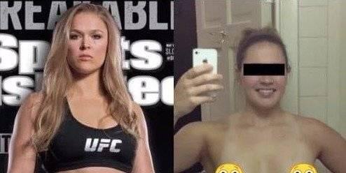 Ronda Rousey Peleadora De La Ufc Fue Víctima De Hackers Metro