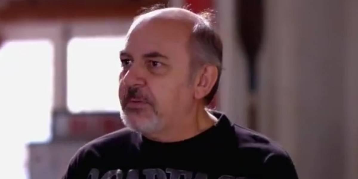 Luis Gnecco critica la pantalla que tienen Maldonado y Argandoña