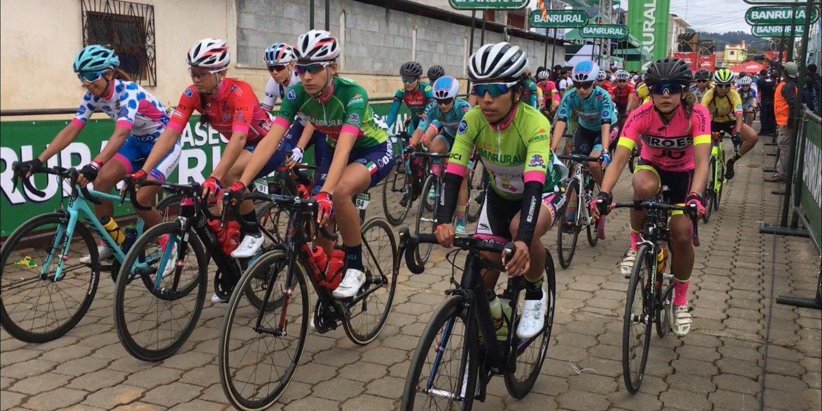 Gaby, la ciclista y futura administradora de empresas